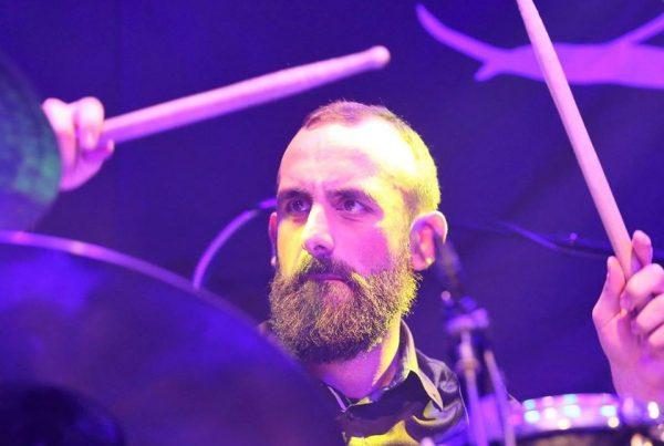 take up drumming a story of Matthew Vella