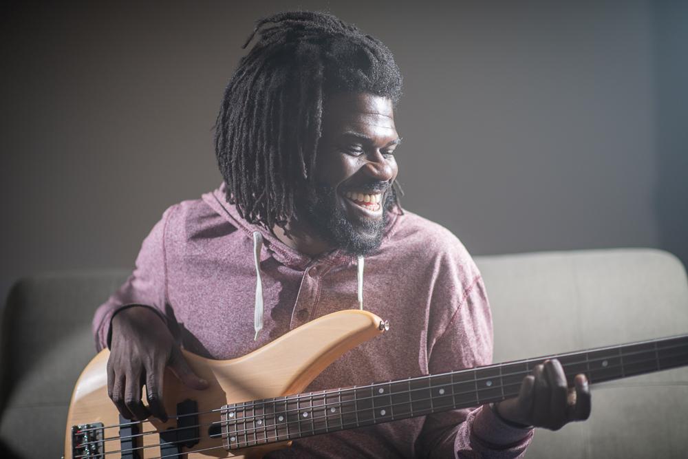 Jammin Player Bass