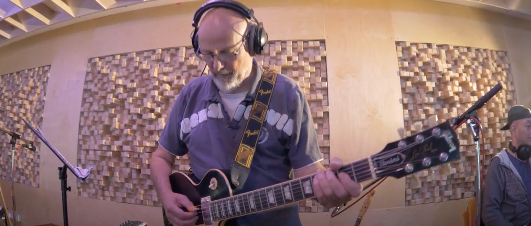 martin smith working on Jammin Player music library